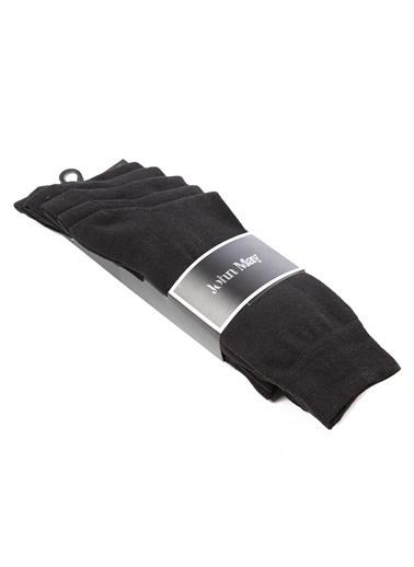 John May 5'li Çorap Siyah
